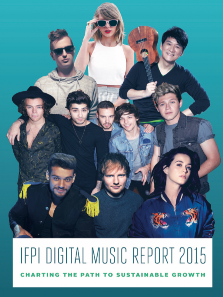 ifpi digital music report 2015