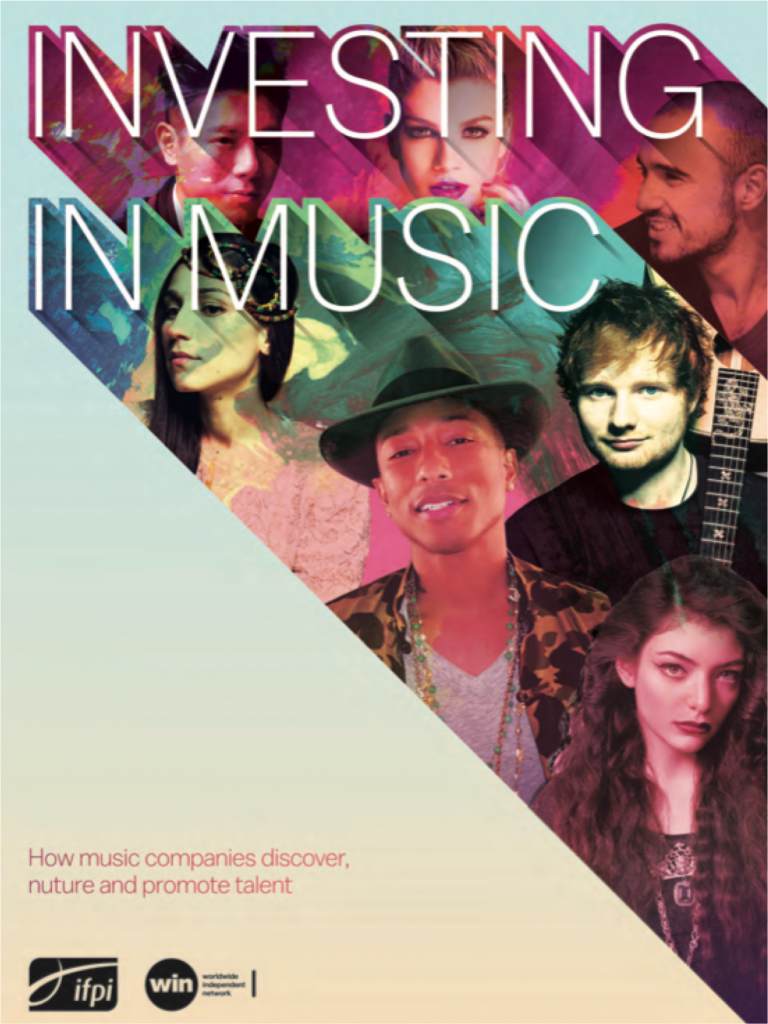 ifpi investing in music 2014