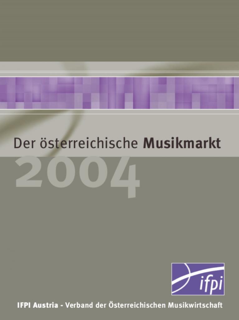 ifpi marktbericht 2004