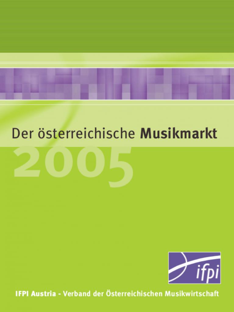 ifpi marktbericht 2005