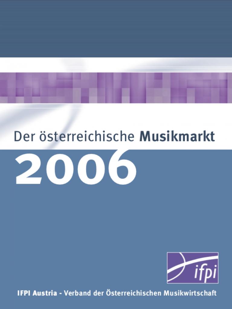ifpi marktbericht 2006