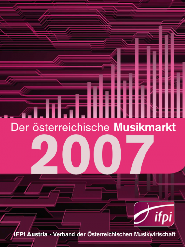 ifpi marktbericht 2007