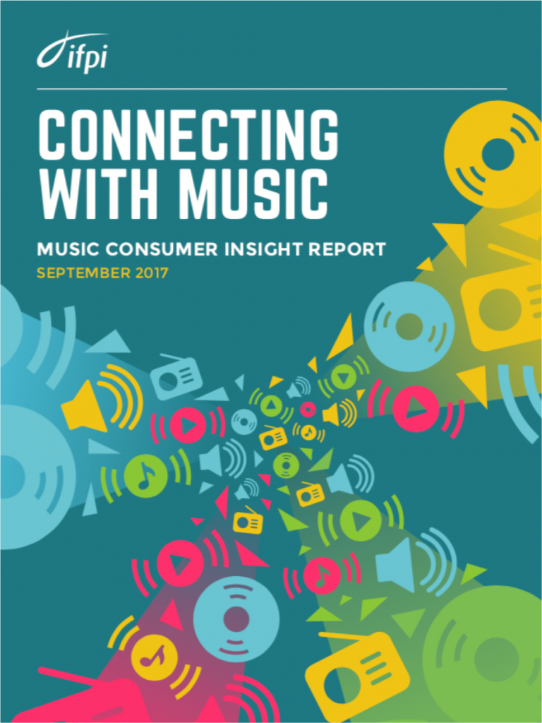 ifpi music consumer insight report 2017