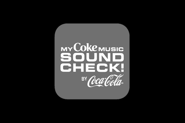 my coke music logo