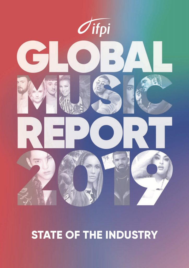 global music report 2019