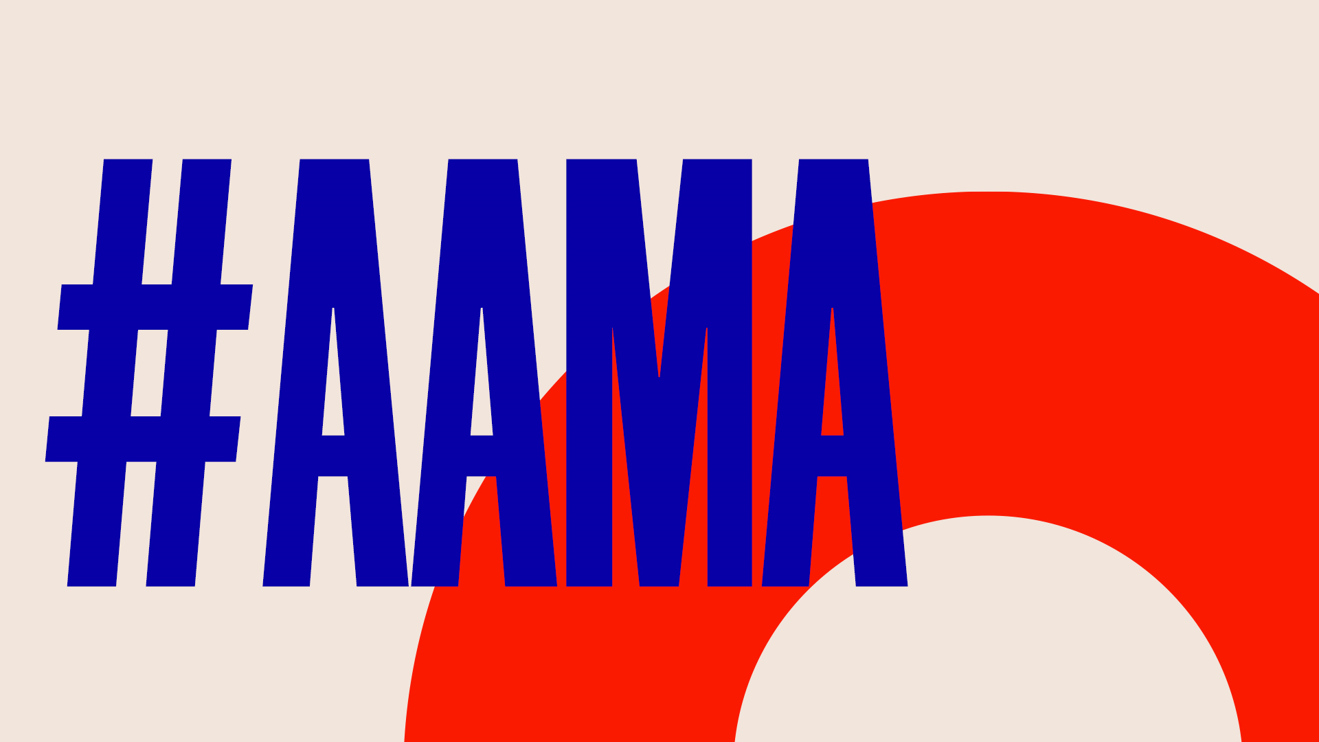 #aama